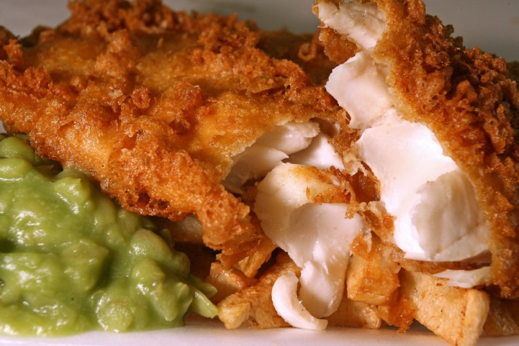 Smales Stock Fish & Chips Image