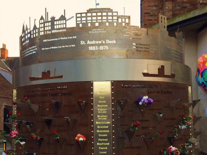 'The Last Trip' Memorial