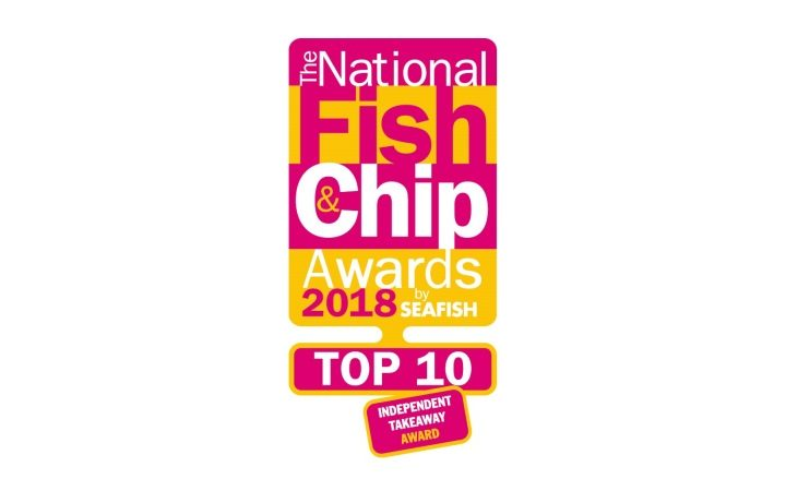 UK's Top 10 Fish and Chip Shops Announced