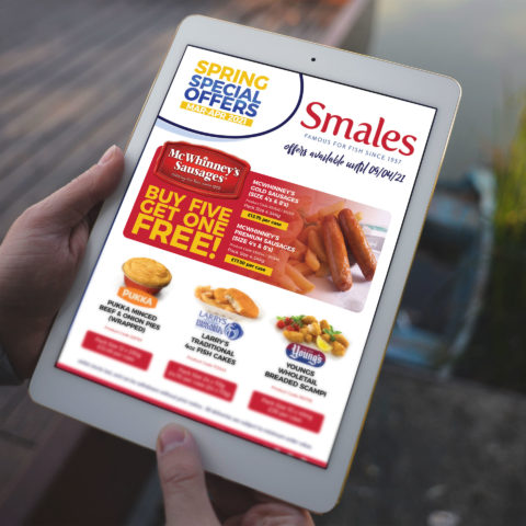smales spring offers on ipad